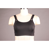 Sport Bra with Back H & E Closure