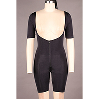 Seamless WYOB Shaping Bodysuit with Zipper