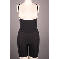 Hi Waist Seamless Shaping Long Leg with Tummy Control with Strap Attached